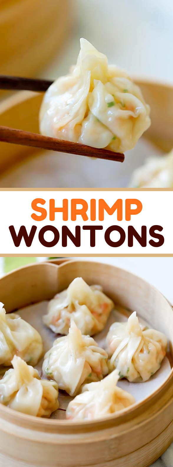 SHRIMP WONTONS #dinner #simplerecipes #protein #seafood #lunch