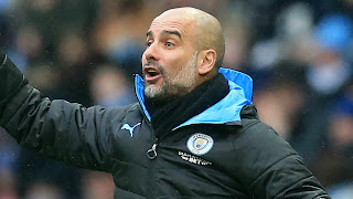 Guardiola: Man City could sack me if I lose against Real Madrid