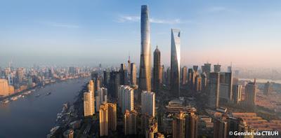 Gedung Tertinggi Di Dunia