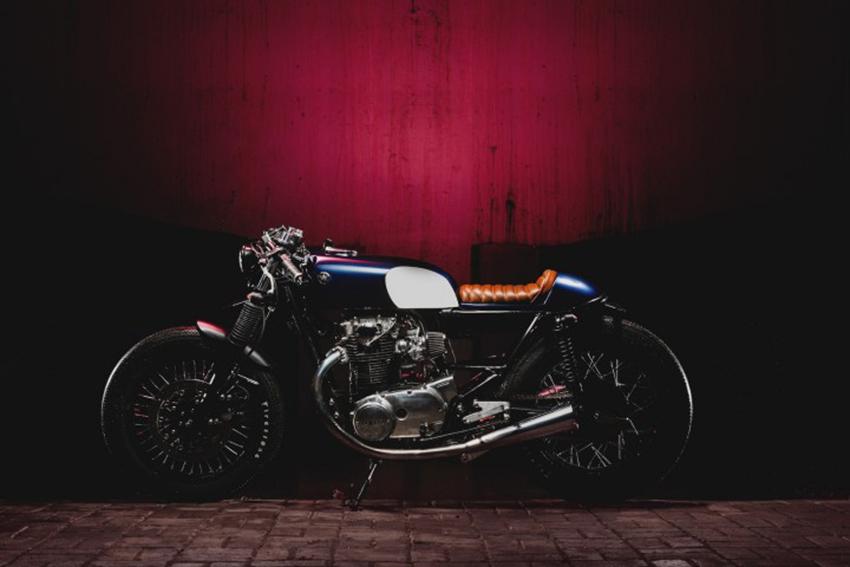 "Yamaha XS 650| ""T-011 RORQUAL""| Thrive Motorcycles."