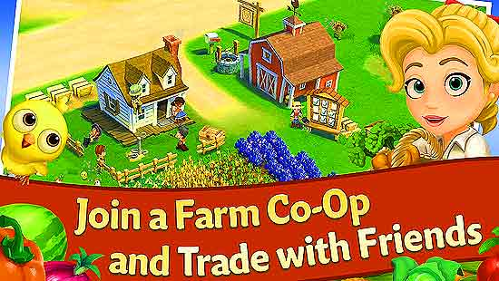 FarmVille 2 Mod Apk For Android
