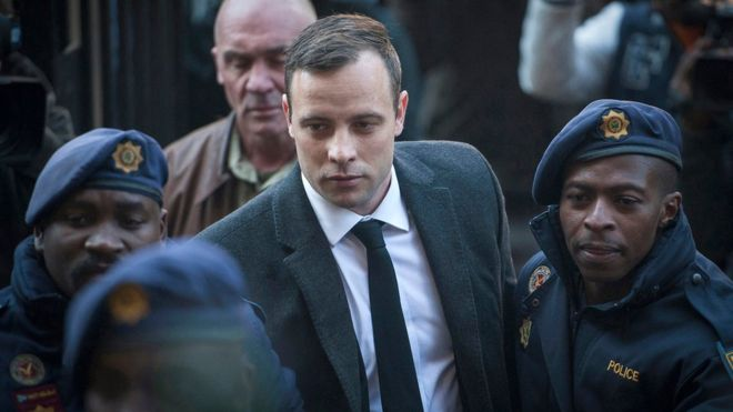 Oscar Pistorius moves to prison 'better adapted' for disability