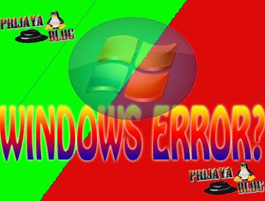 Cara Repair Windows 7 Error dengan Startup Repair Tanpa Instal Ulang