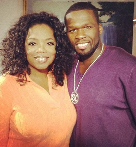 50cent Accuses Oprah Winfrey of going after only black men, Accused of Sexual Assault while being lanient with the white men