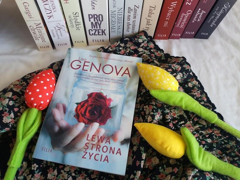 """Rodzina czy kariera?: """"Lewa strona życia"""" - Lisa Genova"""