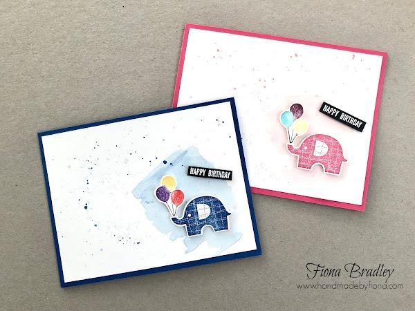 Ink It! Stamp It! Blog Hop: Children