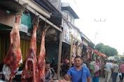Daya Beli Daging Meugang di Pijay Rendah, Harga / Kg Rp. 180.000