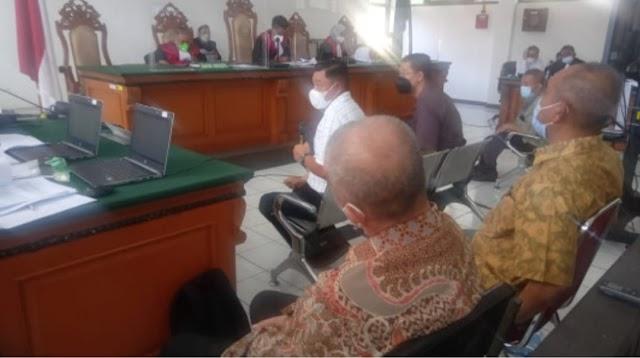 Sidang Lanjutan Kasus Suap Walikota Cimahi di PN Kelas 1A Badung, Hadirkan Para Saksi