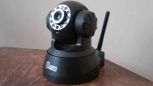 custom_cam: IP-Cam / Cool Cam (Foscam clone) hacking