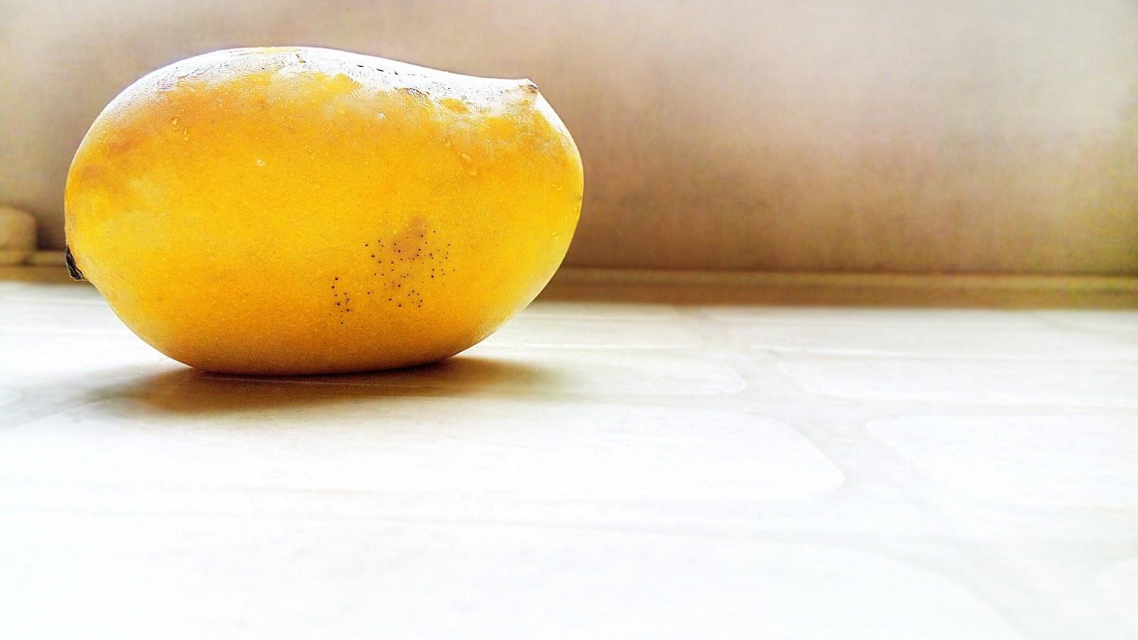 Eat cool mango