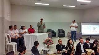 9º BPM participa de fórum antidrogas na cidade de Cuité