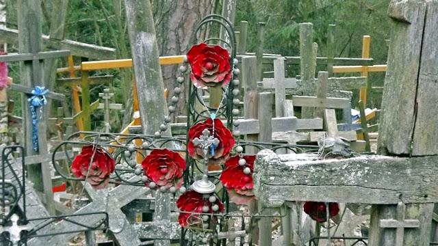 Votive crosses, Grabarka