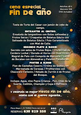 Navidades 2019-2020 en Alberjerte