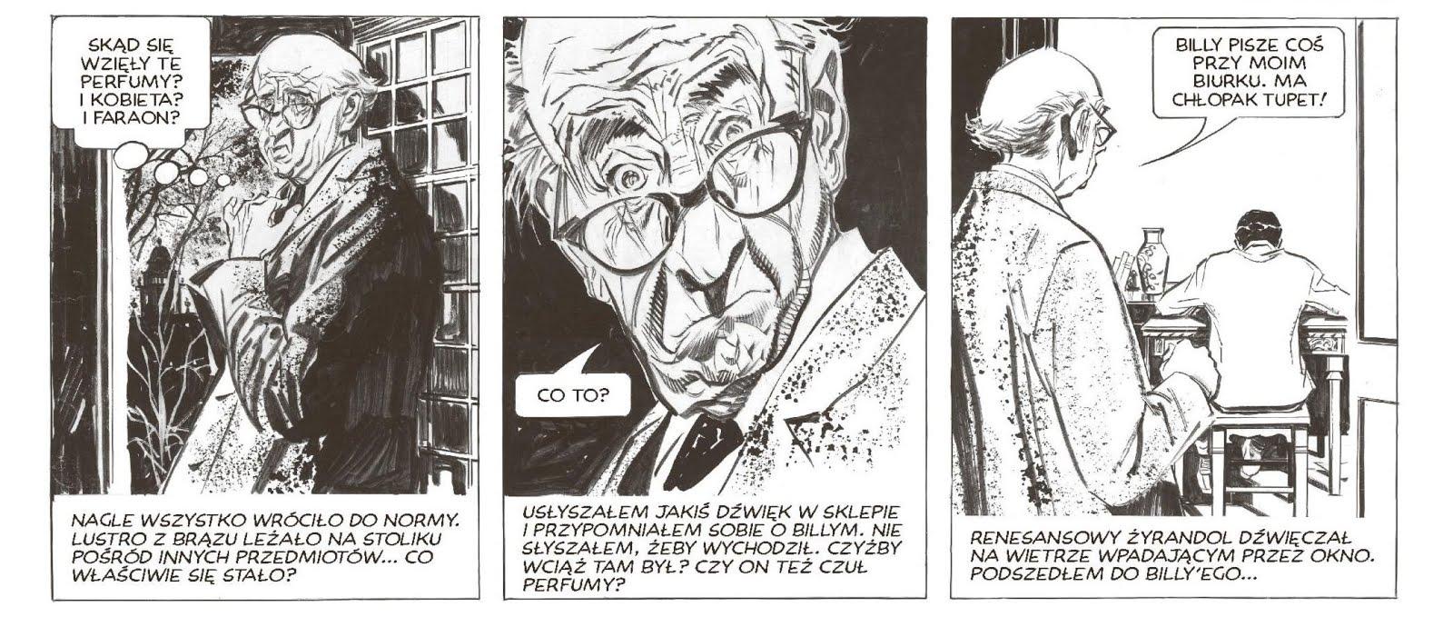 mort cinder recenzja komiks non stop comics
