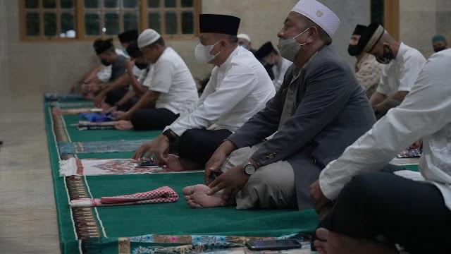 Pangdam: Nuzulul Qur'an dapat merevitalisasi semangat para prajurit