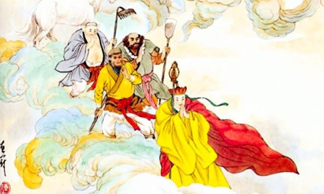 Khám phá Tây Du Ký -P2: Vì sao thầy trò Đường Tăng không mắc bệnh?