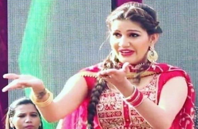 Sapna Choudhary Dance Video