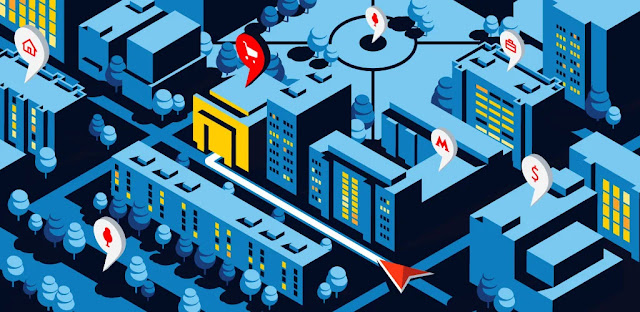 قم بتنزيل Yandex.Maps  - خرائط ياندكس  كامل المواصفات وغير متصل بالإنترنت