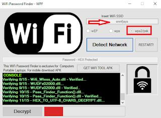 Cara Bobol Password Wifi Yang Dikunci dan Dipassword Terbaru 2017