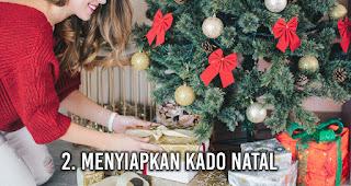 Apa Saja Yang Harus DiSiapkan Sebelum  Hari Natal?