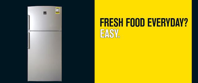 صيانة ثلاجات ايديال نوفروست - اعطال الثلاجة ايديال نوفروست