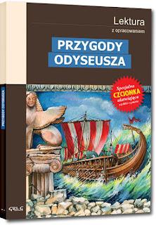 Przygody Odyseusza - Barbara Ludwiczak