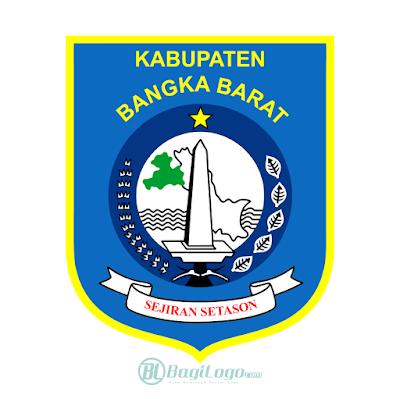 Kabupaten Bangka Barat Logo Vector