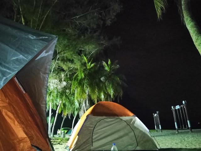Teluk Batik Campsite