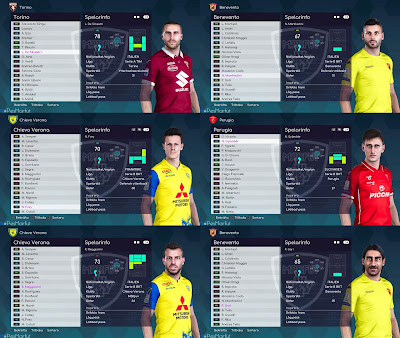 PES 2020 Facepack 7 by Random Facemaker