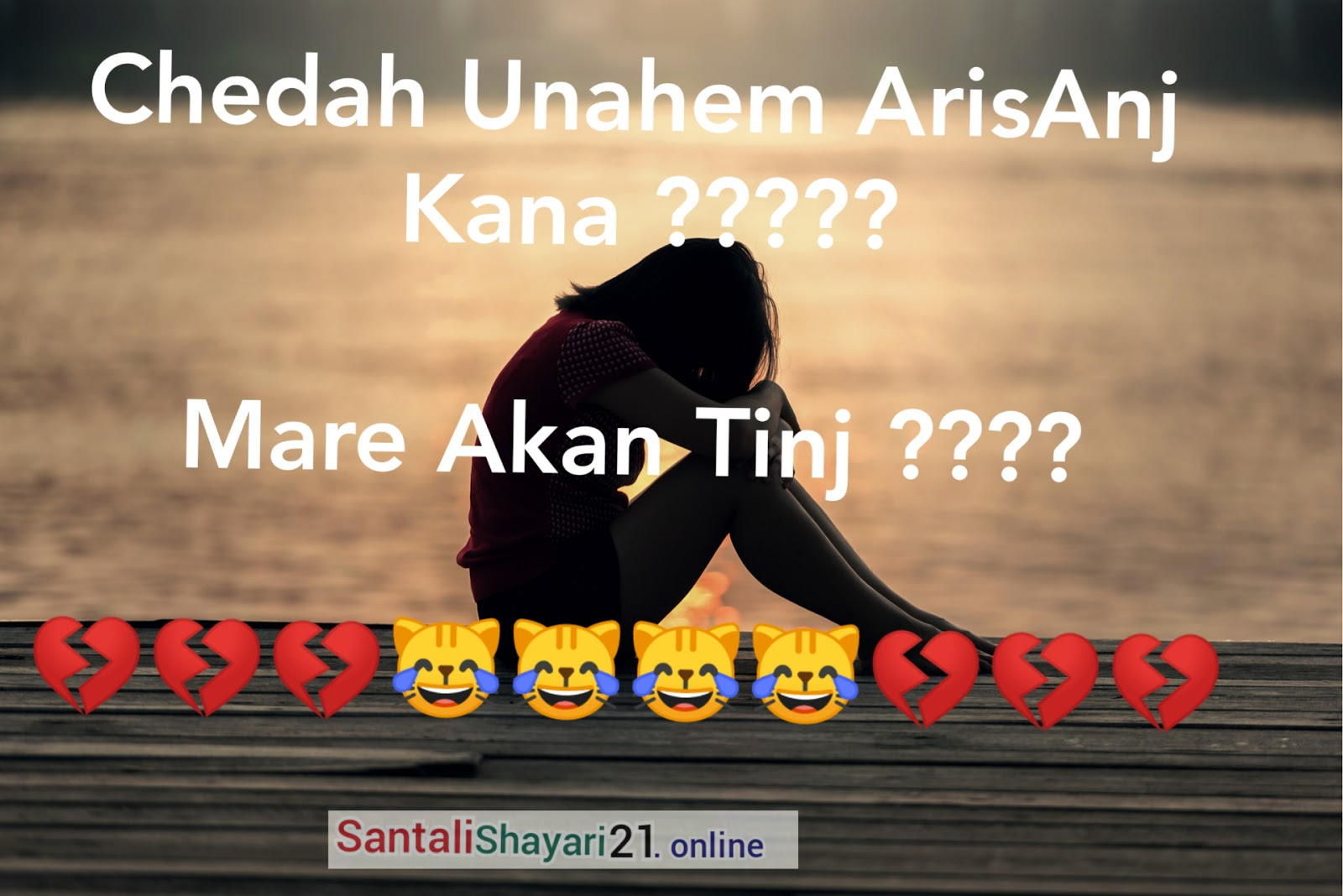 Top 10 Santali Sad Whatsapp Status Santali Sad Shayari