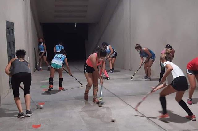 Inscriben para la Escuela de Hockey