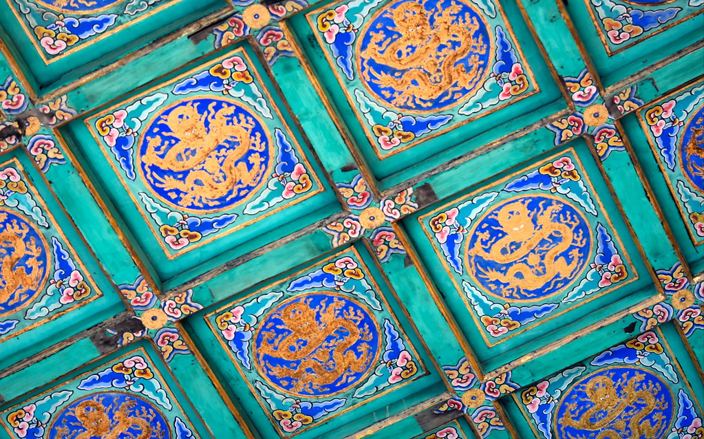 Temple of Heaven, Sacred Geometry