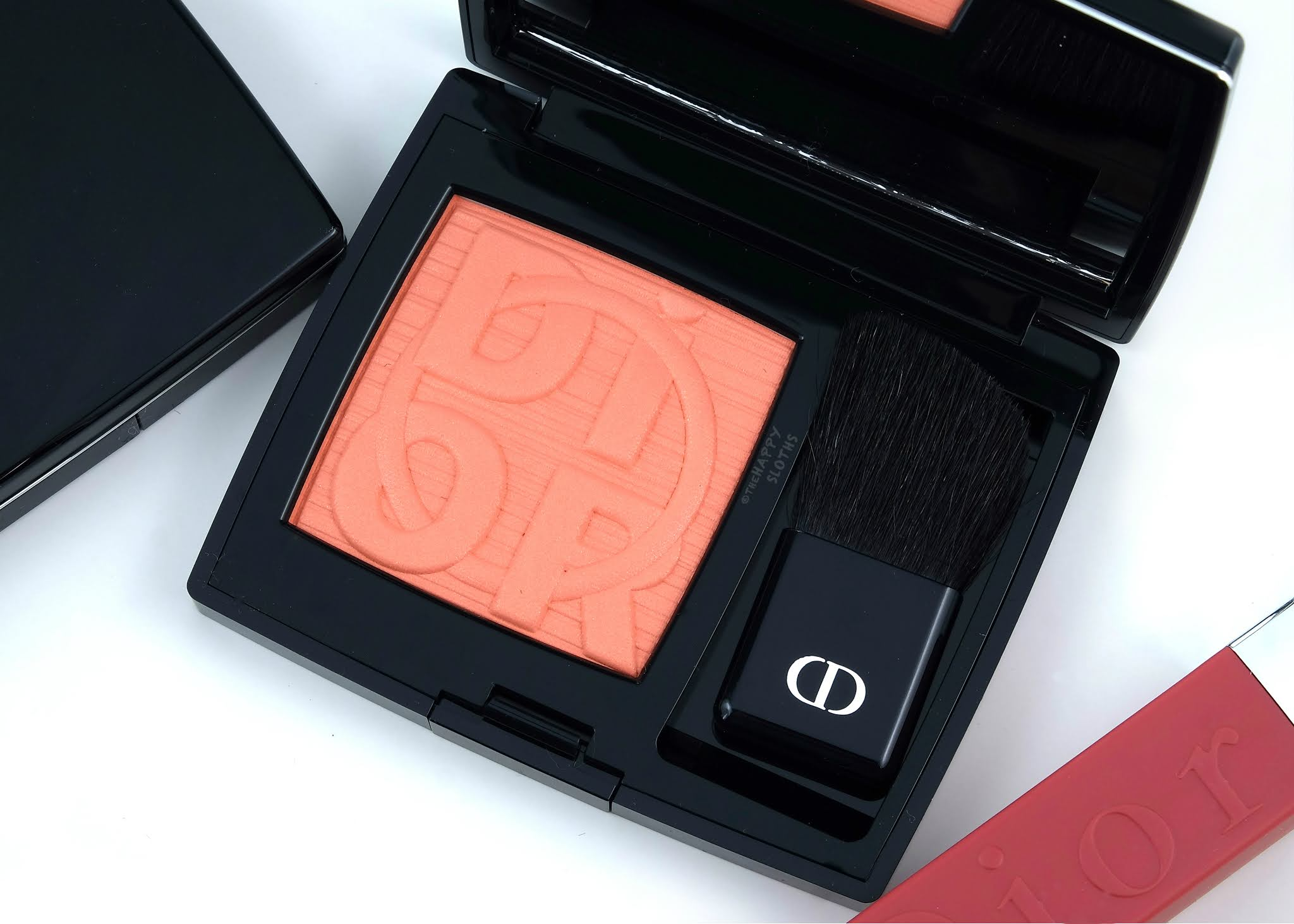 "Dior Summer 2020 | Rouge Blush Powder Blush in ""431 Peach Volley"": Review and Swatches"