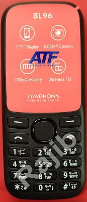 Symphony BL96 Flash File