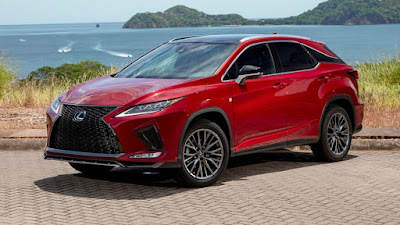 2020 Lexus RX350 Review, Specs, Price