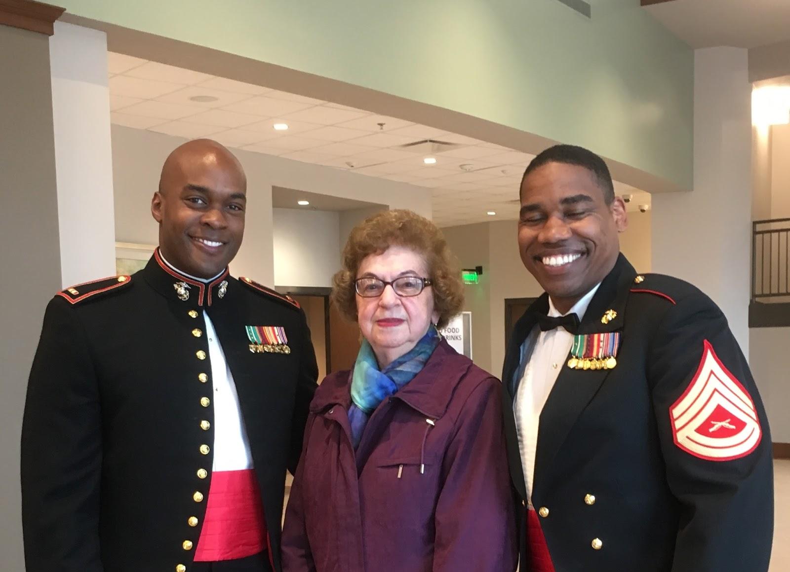 Carroll County Veterans Memorial Park, Georgia: USMC BAND CONCERT