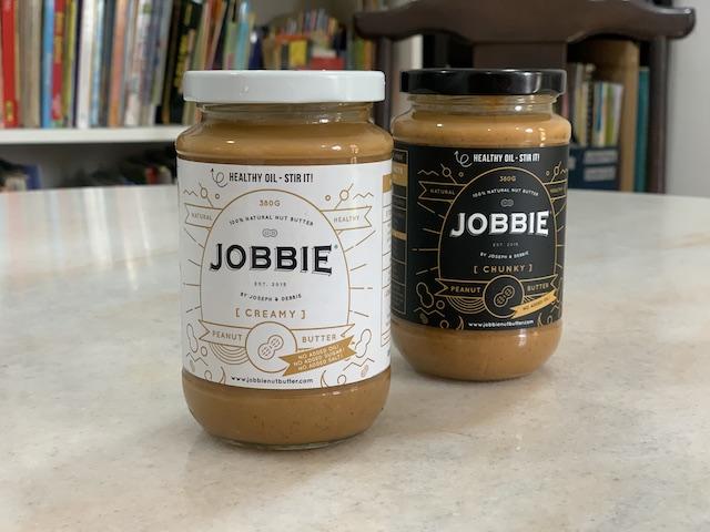 Jobbie Peanut Butter