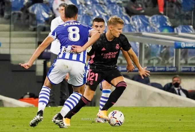 ريال مدريد يصدر بيانا رسميا عن إصابات كورونا