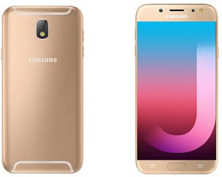 Galaxy J7 Pro Ponsel Samsung 2 Kamera 13 MP + LED flash