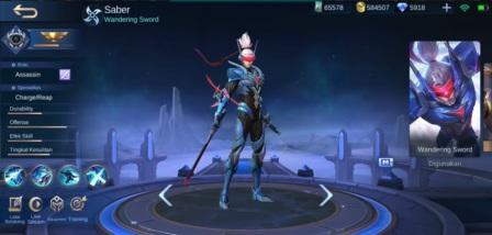 Hero Saber Revamp