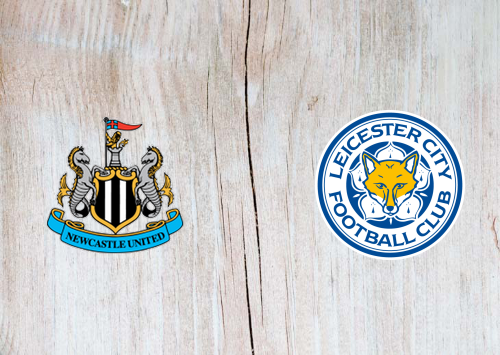 Newcastle United vs Leicester City -Highlights 03 January 2021