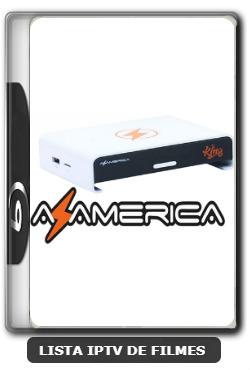 Azamerica King IPTV Nova Atualização Melhorias na Estabilidade do Sistema V1.2.11 - 01-07-2020
