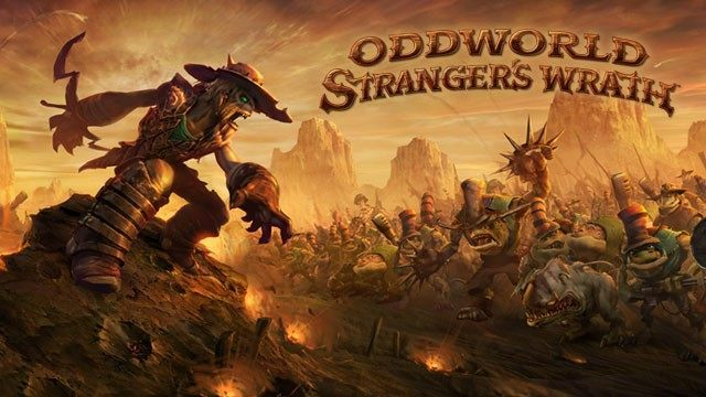 Oddworld: Stranger's Wrath v1.0.7 Apk+Data For Android