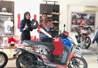 Honda Bikers Day 2019 Regional Kalimantan