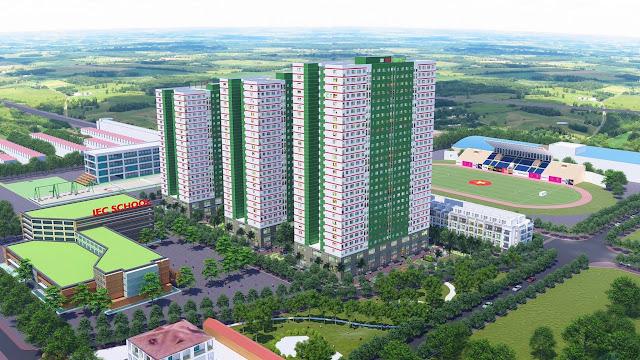 Dự án nhà ở xã hội IEC Thanh Trì đang được rất nhiều người quan tâm
