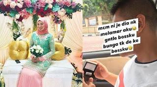 'Terima Kasih Perampas' Viral di Facebook, Ryna Aziz Gagal Nikah, padahal 12 Tahun Pacaran