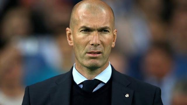 زيدان يحدد أول الراحلين عن ريال مدريد
