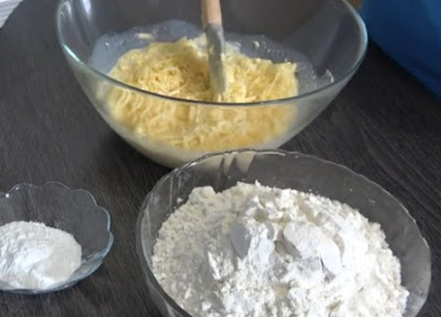 مملحات بالجبن والسمسم روعة