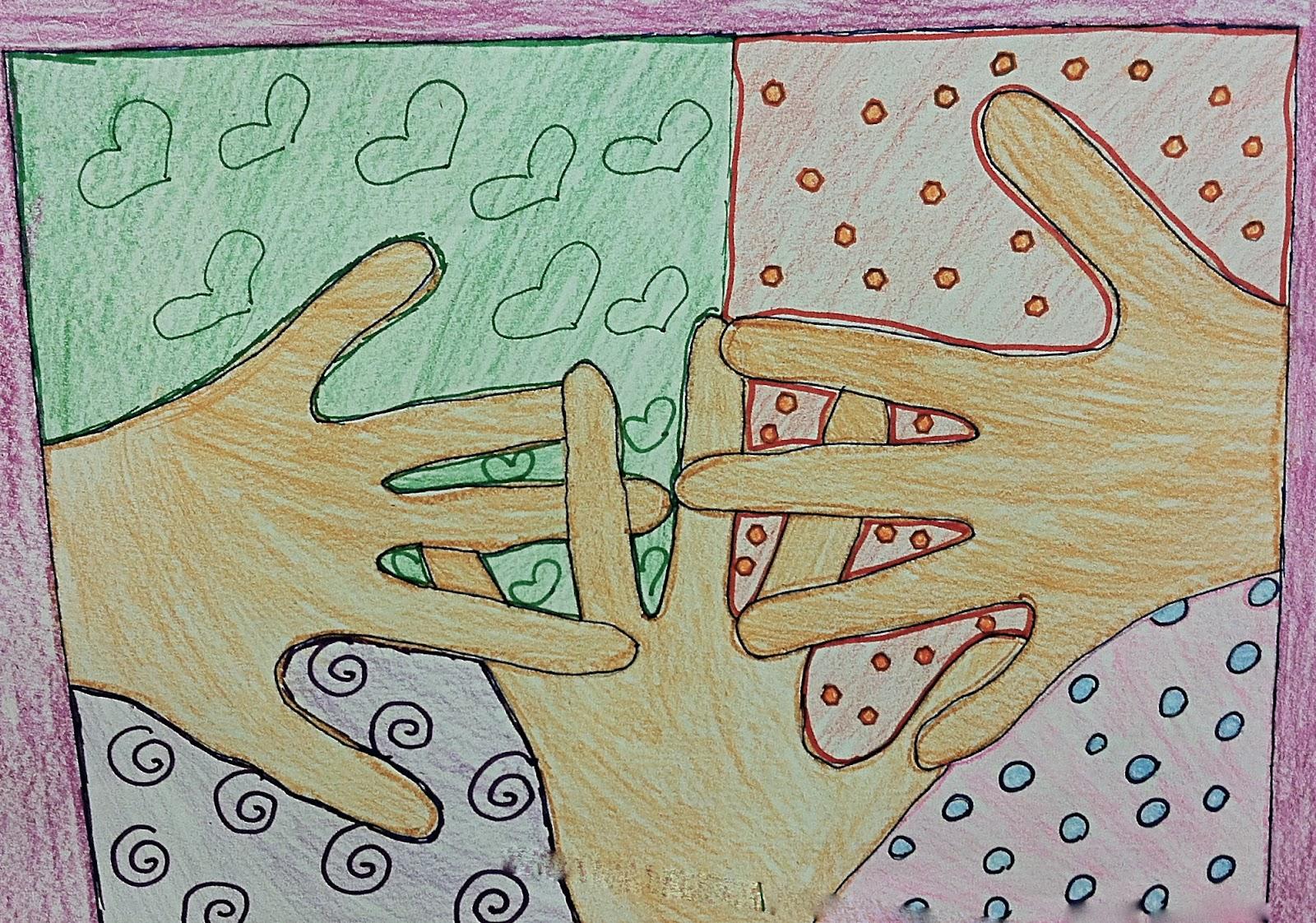 Avah Ham 3rd Amp 5th Grade Art Projects