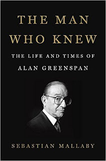 The Man Who Knew: The Life And Times Of Alan Greenspan PDF